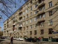 Khamovniki District,  , house 14. Apartment house