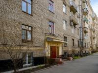 Москва, район Хамовники, Новоконюшенный пер, дом14