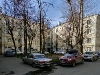 Москва, район Хамовники, Языковский пер, дом5 к.4