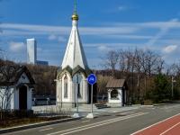 ,  , house 24 с.43. 教堂