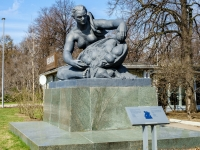 ,  . 雕塑