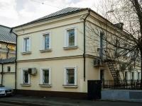 Якиманка, улица Большая Ордынка, дом 8/1СТР4. офисное здание
