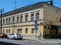 Якиманка, улица Большая Ордынка, дом 8/1 СТР1. офисное здание