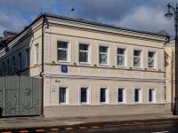 Якиманка, улица Большая Ордынка, дом 12 с.1. офисное здание