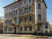 Якиманка, улица Большая Ордынка, дом 18 с.1. посольство (консульство) Посольство Королевства Бахрейн в г. Москве