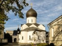 улица Большая Ордынка, дом 34 с.13. храм Марфо-Мариинская Обитель милосердия