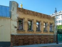 Якиманка, улица Большая Ордынка, дом 18 с.2. аварийное здание