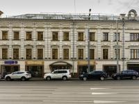 Якиманка, улица Большая Полянка, дом 2/10СТР2. многофункциональное здание