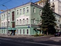 Якиманка, улица Большая Полянка, дом 15. офисное здание
