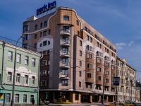 """Якиманка, улица Большая Полянка, дом 17 с.1. гостиница (отель) """"Park Inn by Radisson Sadu"""""""