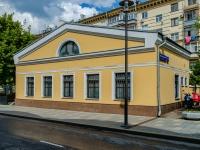 Якиманка, улица Большая Полянка, дом 4/10 СТР2. офисное здание