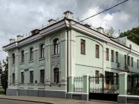 Якиманка, улица Большая Полянка, дом 20 с.2. больница НИИ неотложной детской хирургии и травматологии