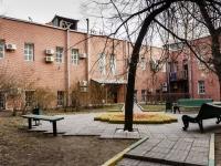 Якиманка, Старомонетный переулок, дом 4 с.1. офисное здание
