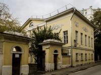 Якиманка, Старомонетный переулок, дом 22 с.1. офисное здание