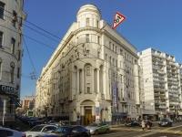 Якиманка, Спасоналивковский 1-й переулок, дом 2. офисное здание