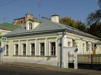 Якиманка, Спасоналивковский 1-й переулок, дом 6. офисное здание