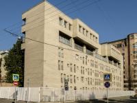 Якиманка, Спасоналивковский 1-й переулок, дом 12. лицей Французский лицей им. А. Дюма