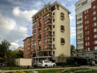 Якиманка, Спасоналивковский 1-й переулок, дом 18 с.2. многоквартирный дом