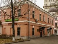 Якиманка, Погорельский переулок, дом 4/13СТР1. магазин