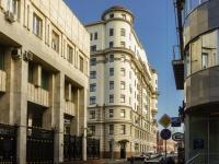 Якиманка, Погорельский переулок, дом 6. многофункциональное здание