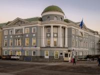 Якиманка, набережная Кадашевская, дом 14 к.1. общественная организация Представительство Европейского Союза в России