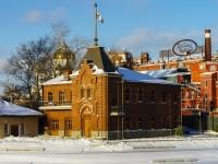 Якиманка, набережная Болотная, дом 1 с.1. офисное здание