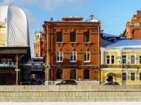 Якиманка, набережная Болотная, дом 5 с.1. офисное здание