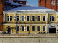 Якиманка, набережная Болотная, дом 7 с.1. многофункциональное здание