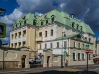 """Якиманка, Казачий 1-й переулок, дом 4. гостиница (отель) """"Отель на Казачьем"""""""