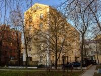 Якиманка, Хвостов 1-й переулок, дом 3/3АСТР2. офисное здание