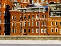 Якиманка, набережная Берсеневская, дом 6 с.2. многофункциональное здание