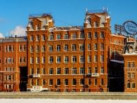 Якиманка, набережная Берсеневская, дом 6 с.3. многофункциональное здание