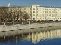 Якиманка, улица Болотная. набережная Болотная