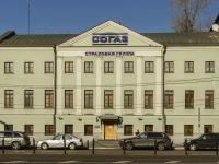 Якиманка, улица Болотная, дом 16. офисное здание