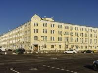 Якиманка, улица Болотная, дом 18. офисное здание