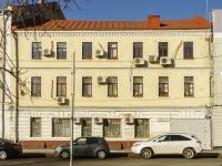Якиманка, площадь Болотная, дом 4. офисное здание