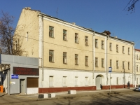 Якиманка, площадь Болотная, дом 8. неиспользуемое здание