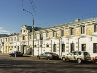 Якиманка, площадь Болотная, дом 12. офисное здание