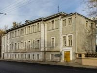 Якиманка, улица Большая Якиманка, дом 5. неиспользуемое здание
