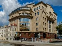 Якиманка, улица Большая Якиманка, дом 9. офисное здание