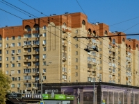 Якиманка, улица Большая Якиманка, дом 26. многоквартирный дом