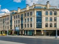 Якиманка, улица Большая Якиманка, дом 15. многоквартирный дом