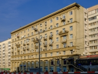 Yakimanka,  , house 4 с.1. Apartment house