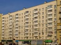 Yakimanka,  , house 6. Apartment house