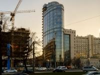 "Якиманка, улица Коровий Вал, дом 7. офисное здание ""Таурус"", бизнес-центр"