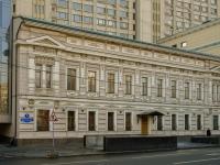 Якиманка, улица Коровий Вал, дом 9. офисное здание