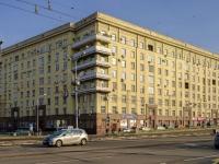 Якиманка, Мароновский переулок, дом 25. многоквартирный дом