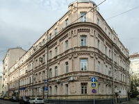 Yakimanka,  , house 10 с.2. Apartment house