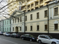 Yakimanka,  , house 2. Apartment house