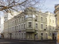Yakimanka,  , house 5/4. Apartment house